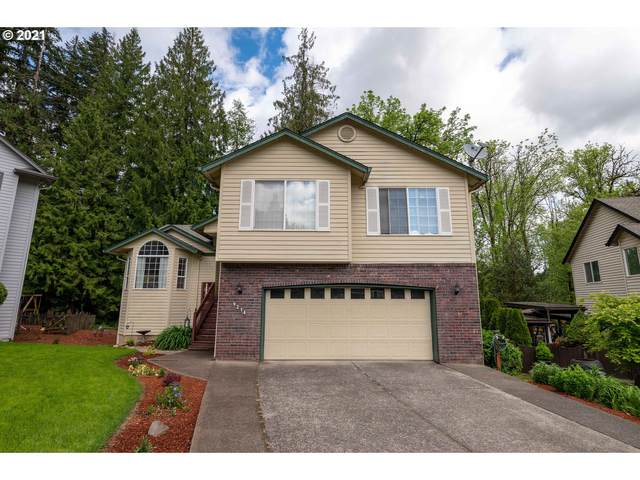 9214 NE 79TH Ct, Vancouver, WA 98662 (MLS #21225939) :: Next Home Realty Connection