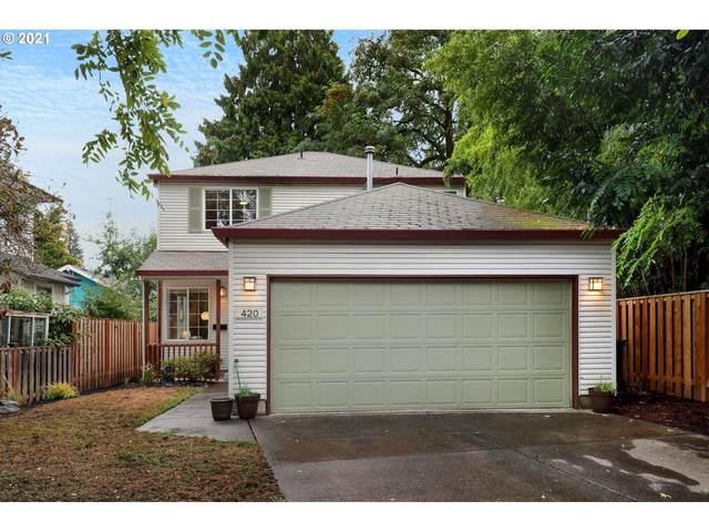 420 SE 28TH Ave, Portland, OR 97214 (MLS #21227691) :: Cano Real Estate