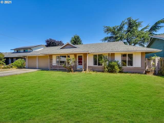 1700 SE 159TH Ave, Portland, OR 97233 (MLS #21232374) :: McKillion Real Estate Group
