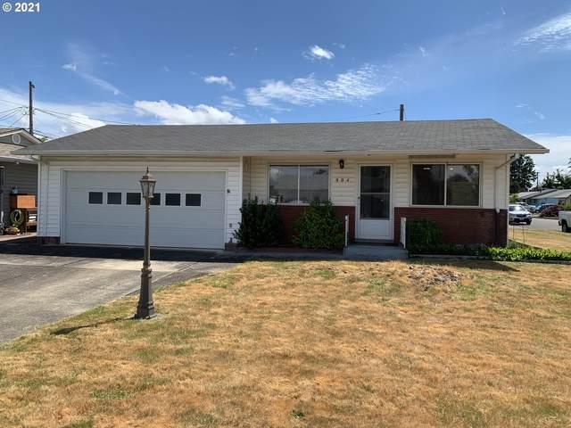 904 Broughton Way, Woodburn, OR 97071 (MLS #21234831) :: McKillion Real Estate Group
