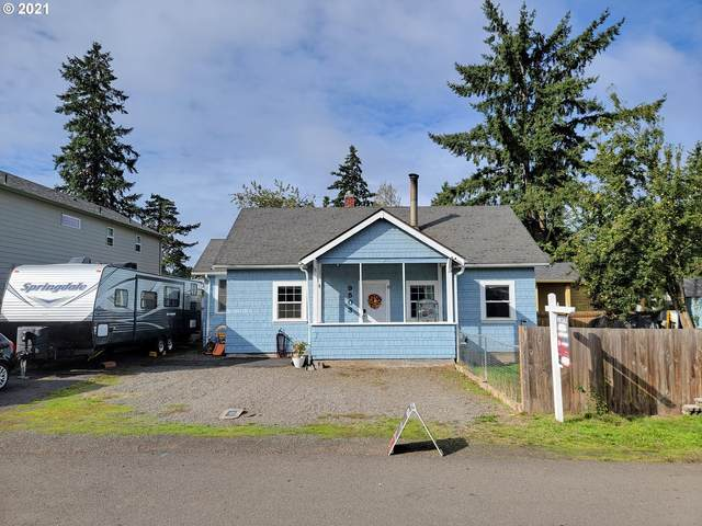 9503 SE 65TH Ave, Milwaukie, OR 97222 (MLS #21244419) :: Townsend Jarvis Group Real Estate