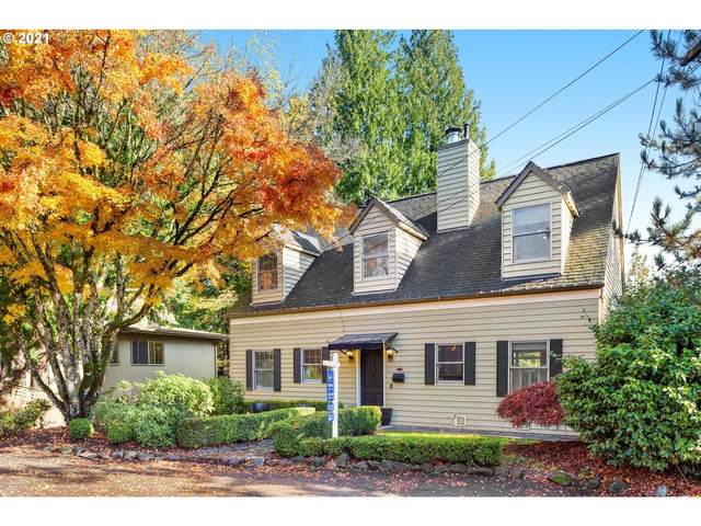 2622 SW Davenport Ct, Portland, OR 97201 (MLS #21245591) :: Townsend Jarvis Group Real Estate