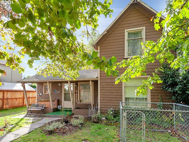 16401 Hiram Ave, Oregon City, OR 97045 (MLS #21245895) :: Real Estate by Wesley