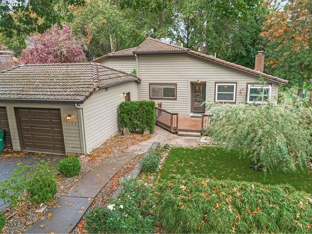 7594 SW Cresmoor Dr, Beaverton, OR 97008 (MLS #21249229) :: Real Estate by Wesley