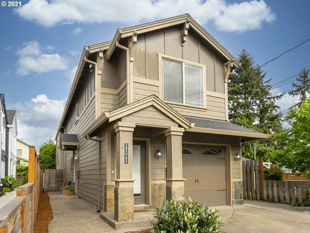 7611 N Berkeley Ave, Portland, OR 97203 (MLS #21249295) :: Song Real Estate