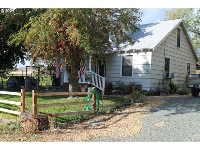 380 W Main St, Mount Vernon, OR 97865 (MLS #21250367) :: Fox Real Estate Group