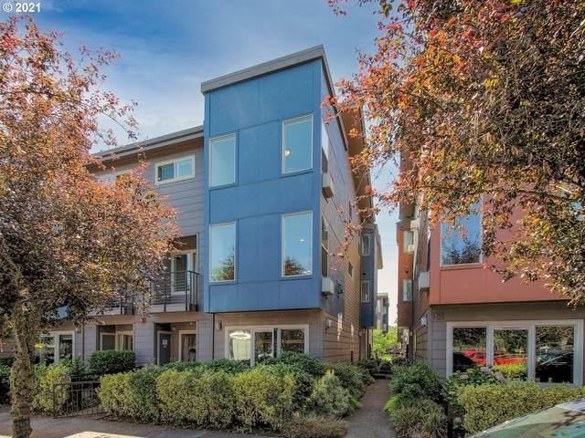 7557 N Leavitt Ave 6-2, Portland, OR 97203 (MLS #21254231) :: The Haas Real Estate Team