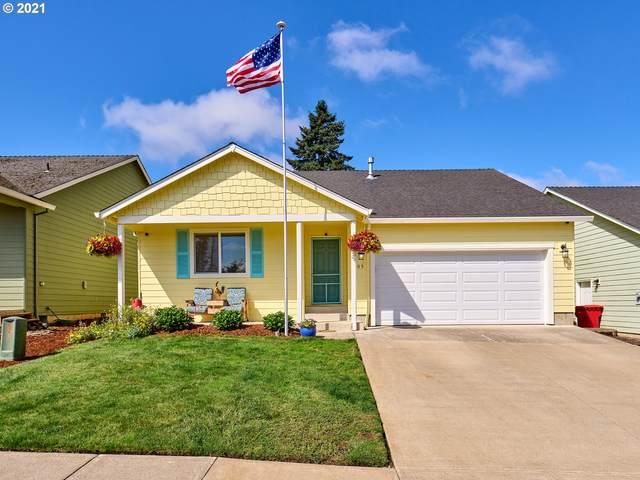 205 Iowa St, Silverton, OR 97381 (MLS #21257570) :: McKillion Real Estate Group