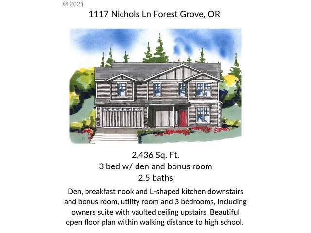 1117 Nichols Ln, Forest Grove, OR 97116 (MLS #21259850) :: Stellar Realty Northwest