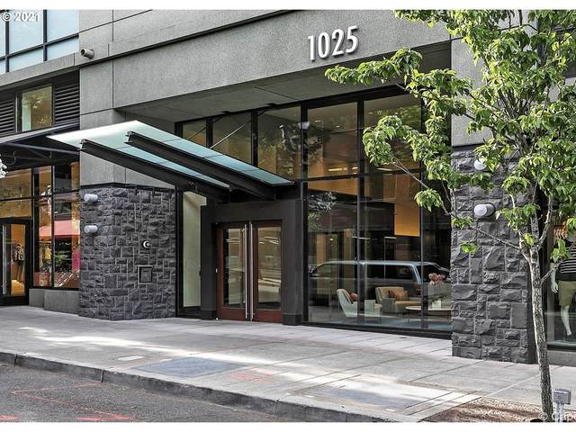 1025 NW Couch St #612, Portland, OR 97209 (MLS #21266746) :: Coho Realty