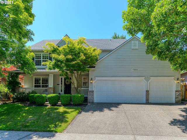 17962 SW Fitch Dr, Sherwood, OR 97140 (MLS #21268366) :: Fox Real Estate Group