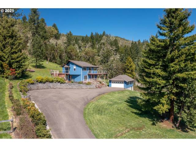 1980 E Sixth Ave, Sutherlin, OR 97479 (MLS #21269316) :: Tim Shannon Realty, Inc.