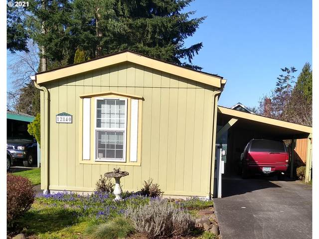 12840 SE Ramona #2, Portland, OR 97236 (MLS #21270368) :: Next Home Realty Connection