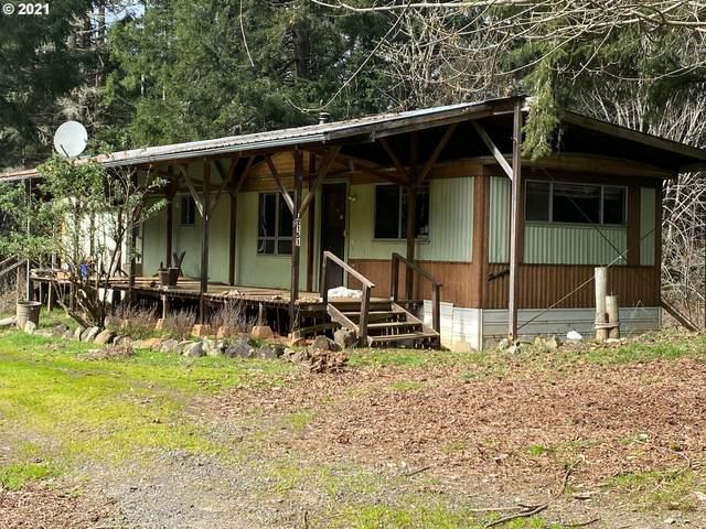 2125 Hancock Mountain Rd, Elkton, OR 97436 (MLS #21272466) :: Fox Real Estate Group