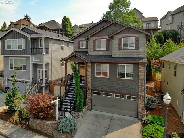 3526 NE Franklin St, Camas, WA 98607 (MLS #21274929) :: Lux Properties