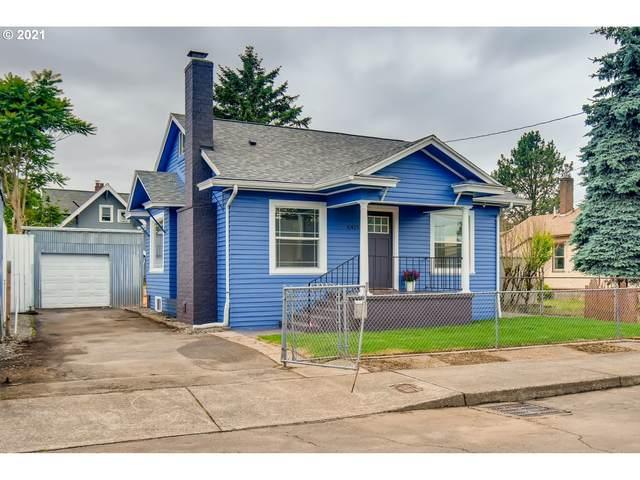 6415 SE 93RD Ave, Portland, OR 97266 (MLS #21275324) :: Beach Loop Realty