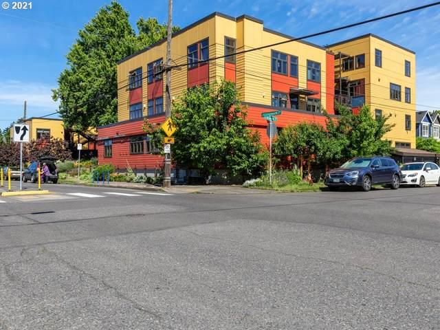 2525 N Killingsworth St #206, Portland, OR 97217 (MLS #21278966) :: The Haas Real Estate Team