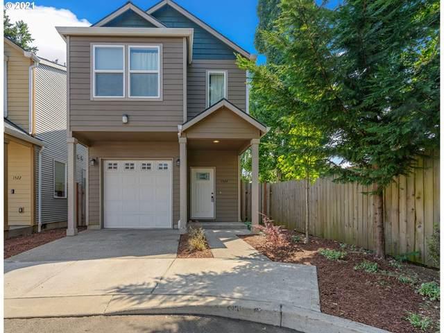 1524 SE 117TH Ave, Portland, OR 97216 (MLS #21279060) :: Holdhusen Real Estate Group