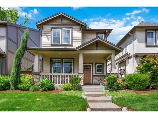 11874 SW Palermo St, Wilsonville, OR 97070 (MLS #21279538) :: McKillion Real Estate Group