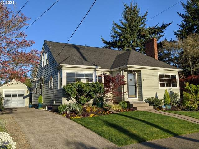 1526 NE 62ND Ave, Portland, OR 97213 (MLS #21280580) :: The Pacific Group