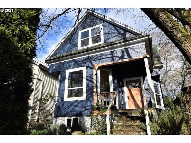 3308 N Missouri Ave, Portland, OR 97227 (MLS #21283003) :: The Haas Real Estate Team