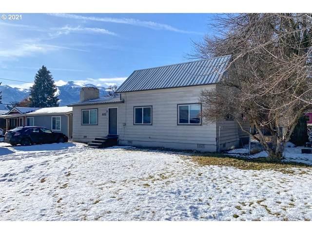 602 Depot St, Enterprise, OR 97828 (MLS #21284669) :: Townsend Jarvis Group Real Estate