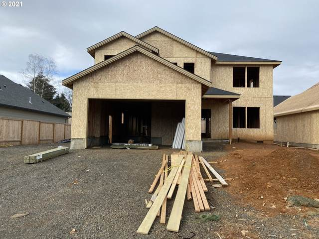 5631 Mt Rushmore St SE #24, Salem, OR 97306 (MLS #21286279) :: Next Home Realty Connection