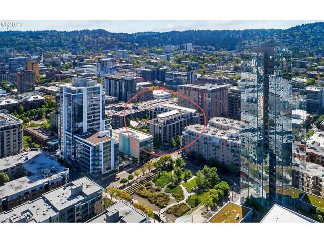 1030 NW 12TH Ave #202, Portland, OR 97209 (MLS #21288960) :: McKillion Real Estate Group