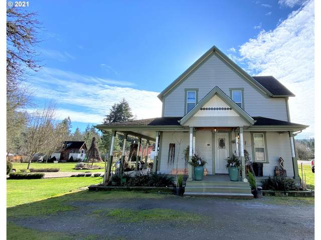 72807 London Rd, Cottage Grove, OR 97424 (MLS #21289313) :: RE/MAX Integrity