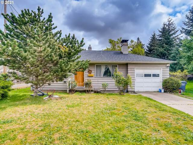 3326 SE 89TH Ave, Portland, OR 97266 (MLS #21289872) :: Song Real Estate