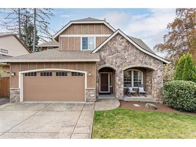 4768 Clubhouse Dr, Newberg, OR 97132 (MLS #21291192) :: McKillion Real Estate Group