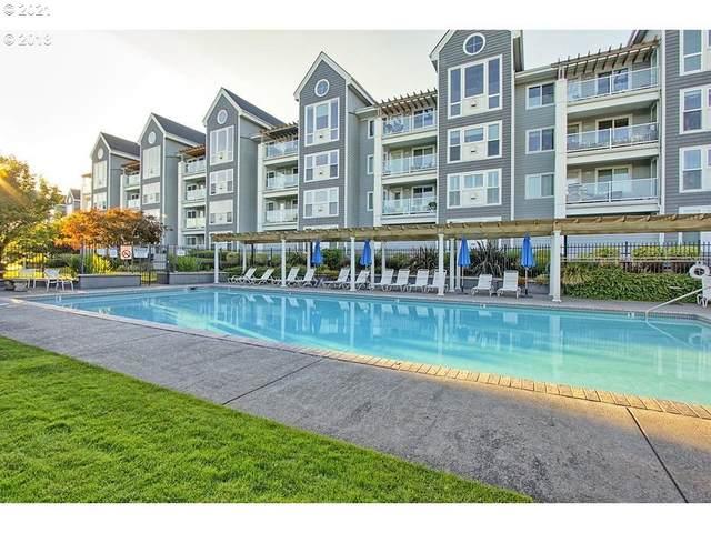 520 SE Columbia River Dr #122, Vancouver, WA 98661 (MLS #21291255) :: Premiere Property Group LLC