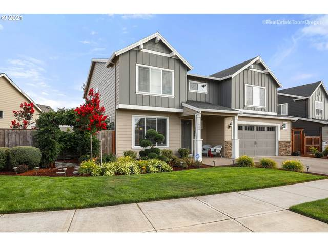 11830 Blanchet Dr, Oregon City, OR 97045 (MLS #21292611) :: The Pacific Group
