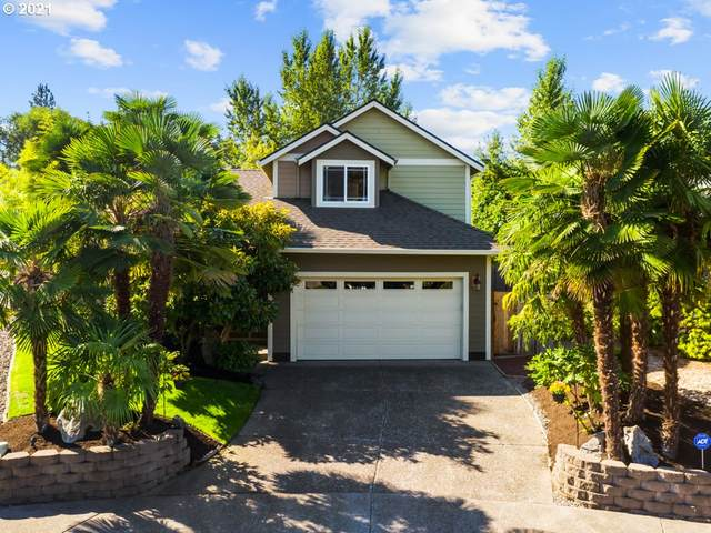 15082 NW Blaze Ter, Beaverton, OR 97006 (MLS #21294261) :: Next Home Realty Connection