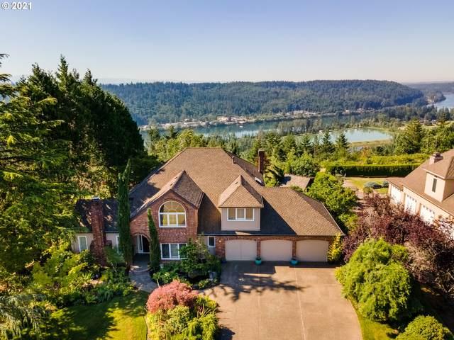 3450 Riverknoll Way, West Linn, OR 97068 (MLS #21295847) :: The Haas Real Estate Team