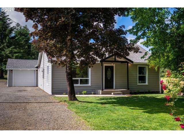 24234 Wolf Creek Rd, Veneta, OR 97487 (MLS #21296899) :: The Haas Real Estate Team