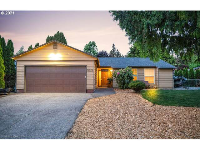 5613 NE 63RD Ave, Vancouver, WA 98661 (MLS #21300720) :: Change Realty