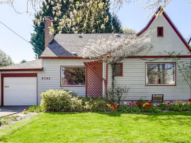 5733 SE 22ND Ave, Portland, OR 97202 (MLS #21301830) :: Duncan Real Estate Group