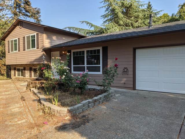 948 SE 174TH Ave, Portland, OR 97233 (MLS #21304448) :: Coho Realty