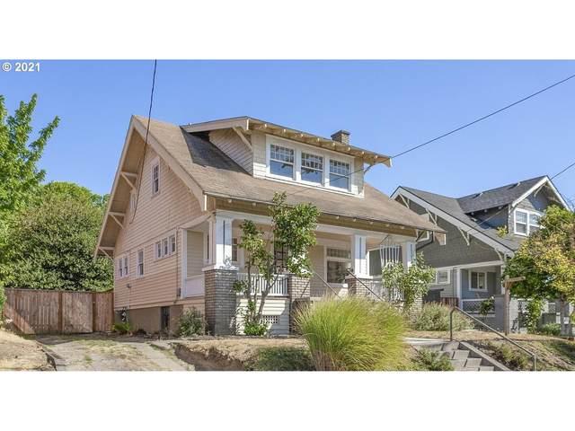 1014 NE 31ST Ave, Portland, OR 97232 (MLS #21304897) :: Cano Real Estate