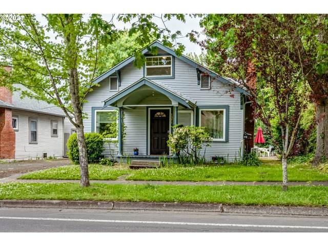 1371 E 24TH Ave, Eugene, OR 97403 (MLS #21306579) :: McKillion Real Estate Group