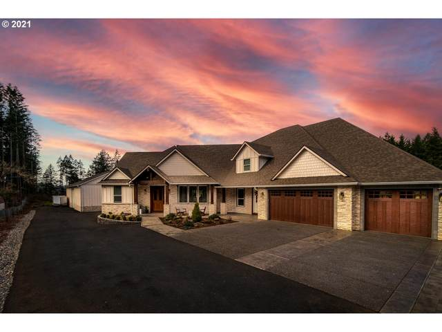 28118 NE 147TH Ave, Battle Ground, WA 98604 (MLS #21308245) :: Brantley Christianson Real Estate