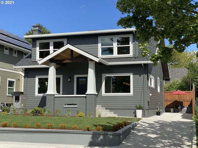 2226 NE 38TH Ave, Portland, OR 97212 (MLS #21308588) :: Next Home Realty Connection