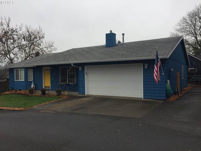 532 N Knights Bridge Rd, Canby, OR 97013 (MLS #21309367) :: Next Home Realty Connection