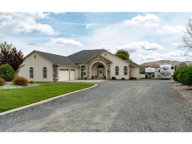 990 Petry Ln, Baker City, OR 97814 (MLS #21310771) :: Townsend Jarvis Group Real Estate