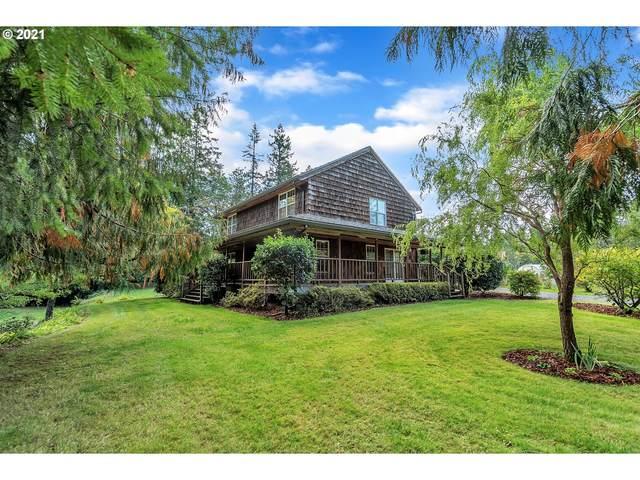 35952 SE Tumala Mountain Rd, Estacada, OR 97023 (MLS #21312711) :: Premiere Property Group LLC
