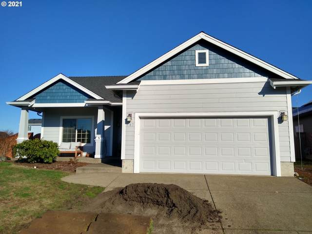 747 Burghardt Dr, Molalla, OR 97038 (MLS #21313178) :: Lux Properties