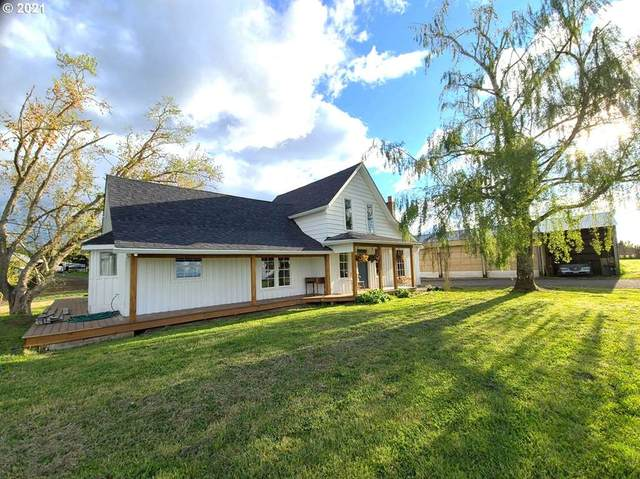 11300 S Bremer Rd, Canby, OR 97013 (MLS #21317316) :: Beach Loop Realty