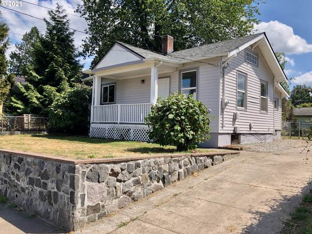 214 NE Lombard St, Portland, OR 97211 (MLS #21317548) :: Real Estate by Wesley