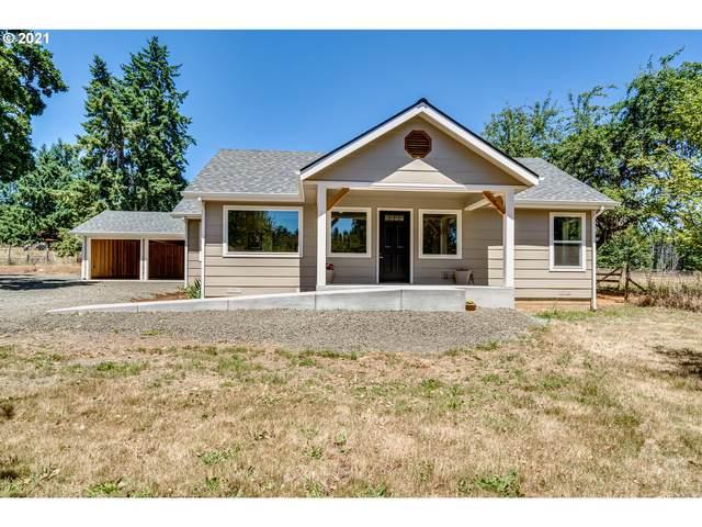 24073 Warthen Rd, Elmira, OR 97437 (MLS #21318932) :: The Haas Real Estate Team